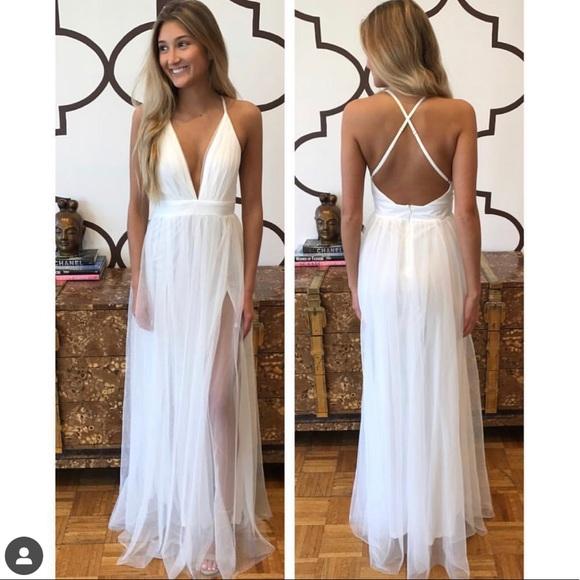 e708a1235753 Dresses   Skirts - White maxi dress